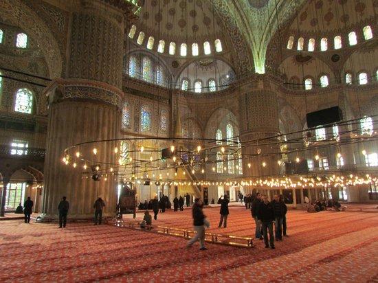 Blaue Moschee (Sultan-Ahmed-Moschee): Beautiful