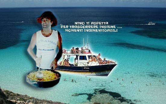 Nino Paranzoto Gite in Barca: nino paranzoto