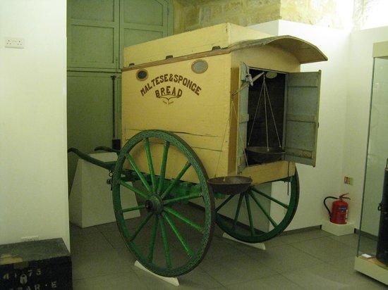 Malta at War Museum: Museum exhibit