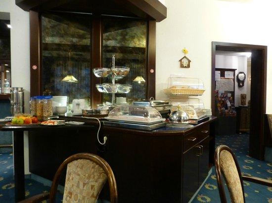 Hotel Astoria am Urachplatz: sala colazione