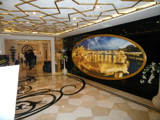 La Boutique Hotel Antalya : entree