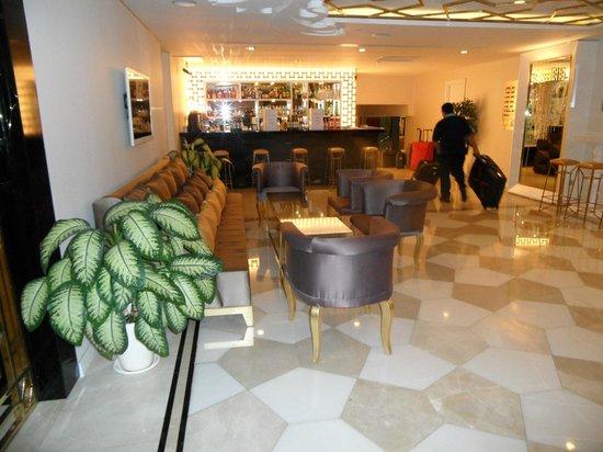 La Boutique Hotel Antalya : lobby