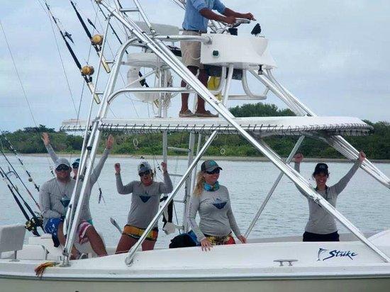 Crocodile Bay Resort : Boat time!