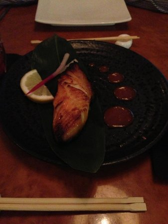Momo: Famous Black Cod!!!