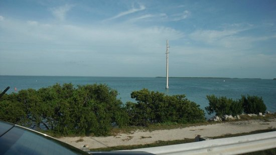 Florida Keys Visitor Center : enjoy the views