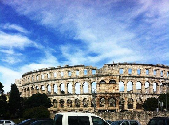 Pula Arena: Coliseu de Pula - Croácia
