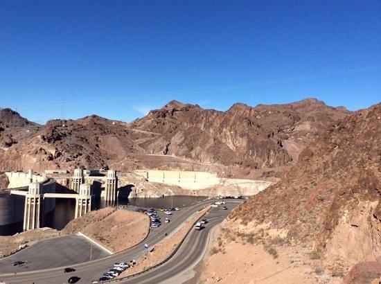 Big Bus Tours Las Vegas: view in december