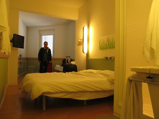 ibis budget Luzern City: Apartamento/suíte