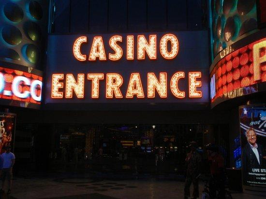 Planet Hollywood Resort & Casino: Casino Entrance