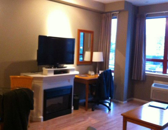 Harrison Beach Hotel: junior suite