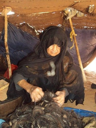 Tuareg Experience Day Tours: nomad of the desert