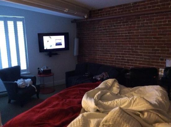 Hotel des Coutellier: Mélange cachet-moderne confortable
