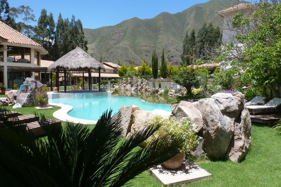 Aranwa Sacred Valley Hotel & Wellness: Beautiful grounds