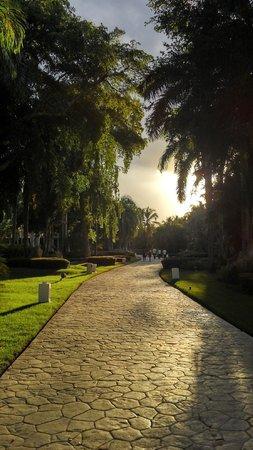 Paradisus Punta Cana: dentro del hotel