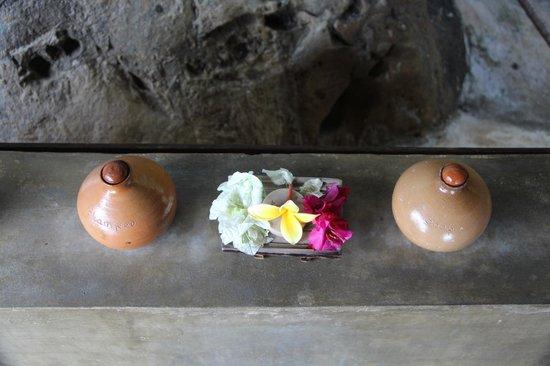 Tsara Komba Lodge: bathroom