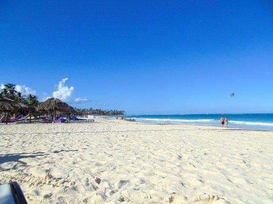 Paradisus Punta Cana: playa del hotel
