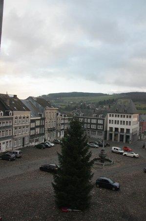 Hotel la Maison: Uitzicht