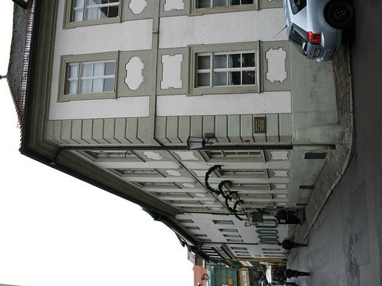 esterno hotel Palais Schrottenberg - Bamberg