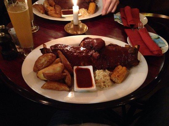 Phileas Fogg : Beggar's banquet - Mouthwatering meat feast!
