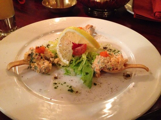 Phileas Fogg : Seafood starter