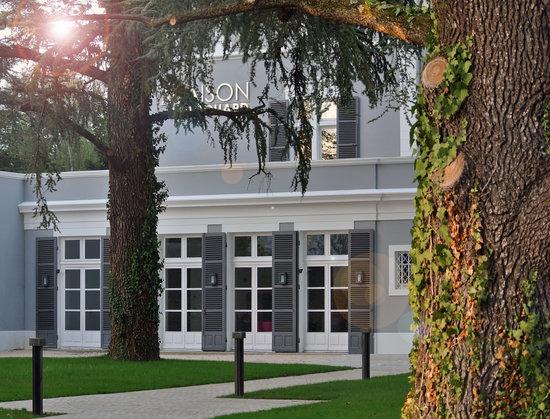 Maison d'Anthouard : Facade