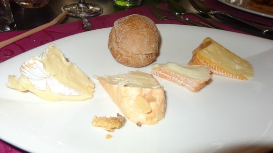 Auberge de Bardigues : Fromage
