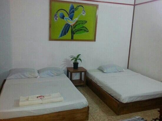 Be My Guest Cabinas: spacious rooms