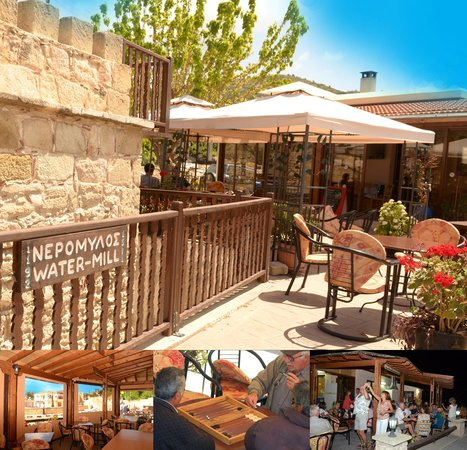 Neromylos Watermill Café Taverna