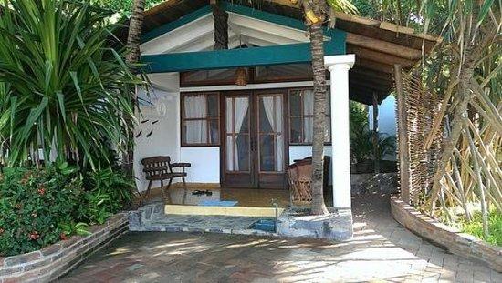 Hacienda Eden: Our bungalow