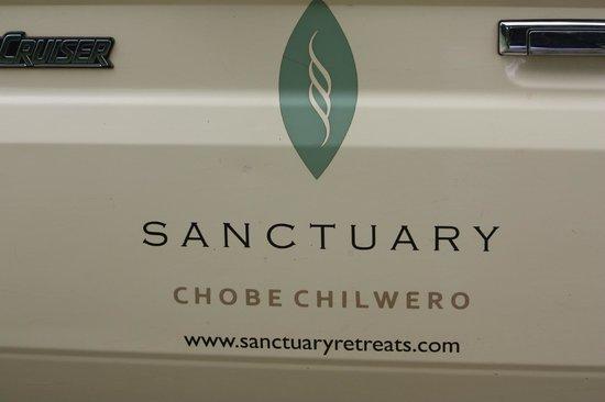 Sanctuary Chobe Chilwero: name