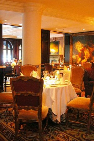 Wedgewood Hotel & Spa: Bacchus Resturant