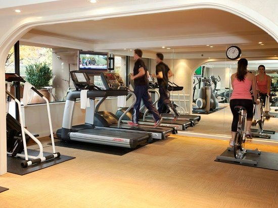 Wedgewood Hotel & Spa: Fitness Center