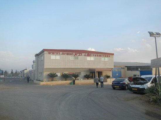 Kibbutz Lavi Hotel: Furniture Factory