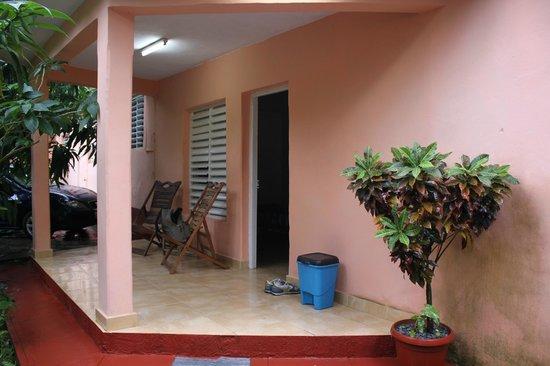 Villa Los Reyes : Veranda Room