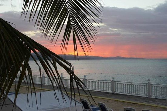 Royal Decameron Montego Beach: view from our room