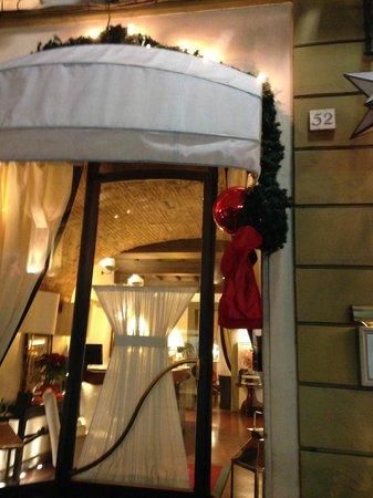 Hotel Cellai: Navidad :)