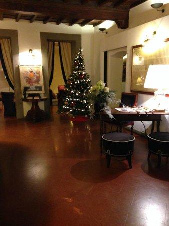 Hotel Cellai : Ahhhh Navidad :)