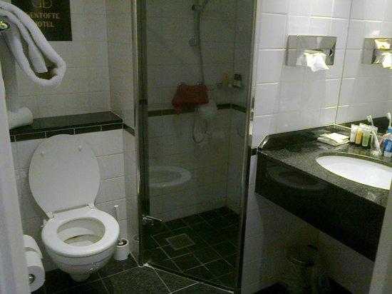 Gentofte Hotel: Room 404