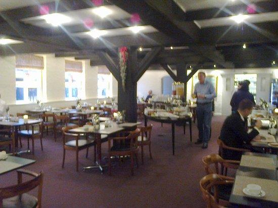 Gentofte Hotel: Restaurant area
