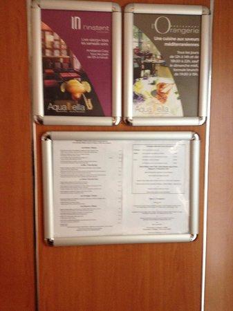 Aquabella Hotel: 3 star quality elevator
