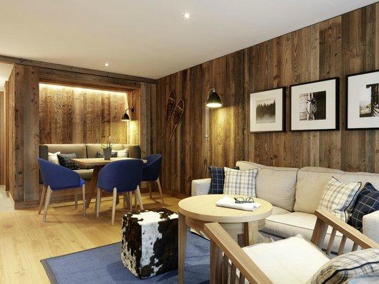 restaurant montafonerstube picture of loewen hotel. Black Bedroom Furniture Sets. Home Design Ideas