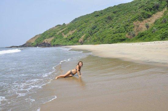 Arambol, Indie: За арамболем
