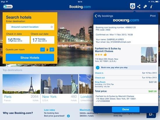 "Fairfield Inn & Suites New York Manhattan/Times Square : this is the my booking,where is stated clear ""including (14.75%) tax!!!!"