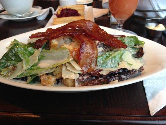 The Mallard Lounge and Terrace: Maple Bacon Salad