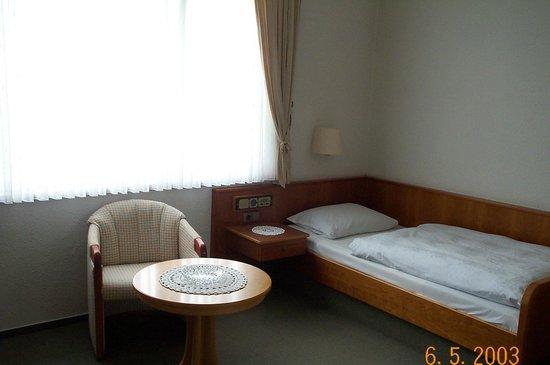 Hotel Haus Maria: Einzelzimmer
