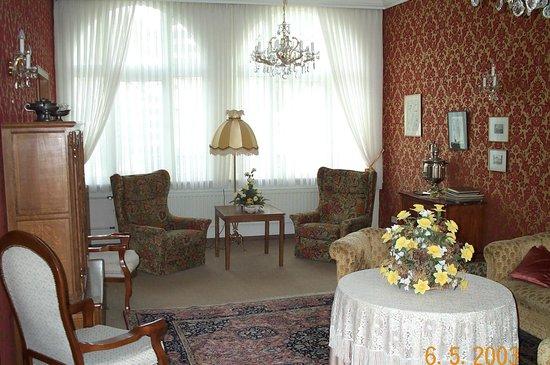 Hotel Haus Maria: Aufenthaltsraum