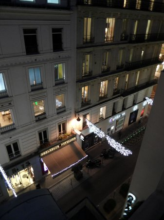 Opera Cadet Hotel : View from room 509