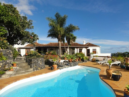 Hotel Finca Arminda : View of the finca