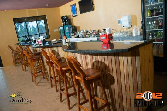 Donway, A Jamaican Style Village : Sports Bar