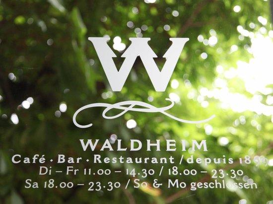 Waldheim : Welcome